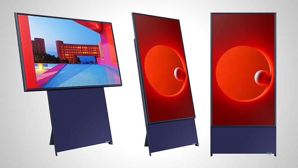 Samsung Sero дизайн