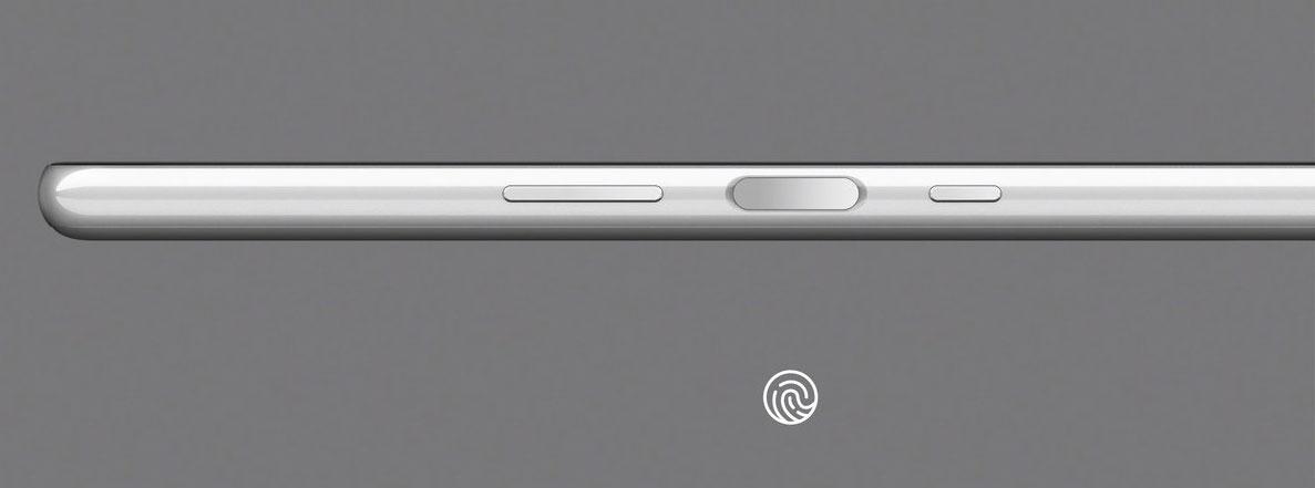Сканер отпечатков Sony Xperia L3