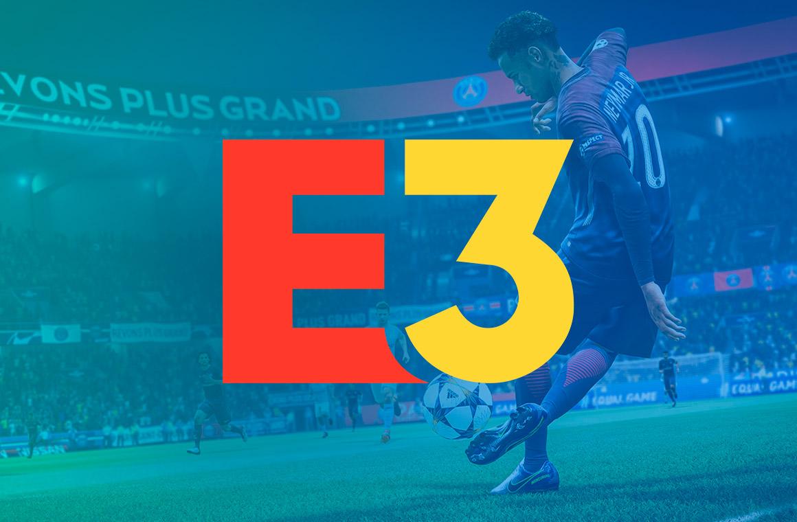 E3 2019 day 1