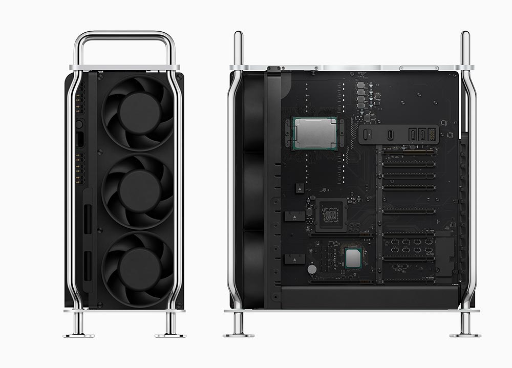 Apple Mac Pro 2019 Side