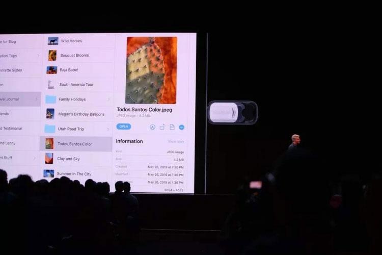 iPadOS Files