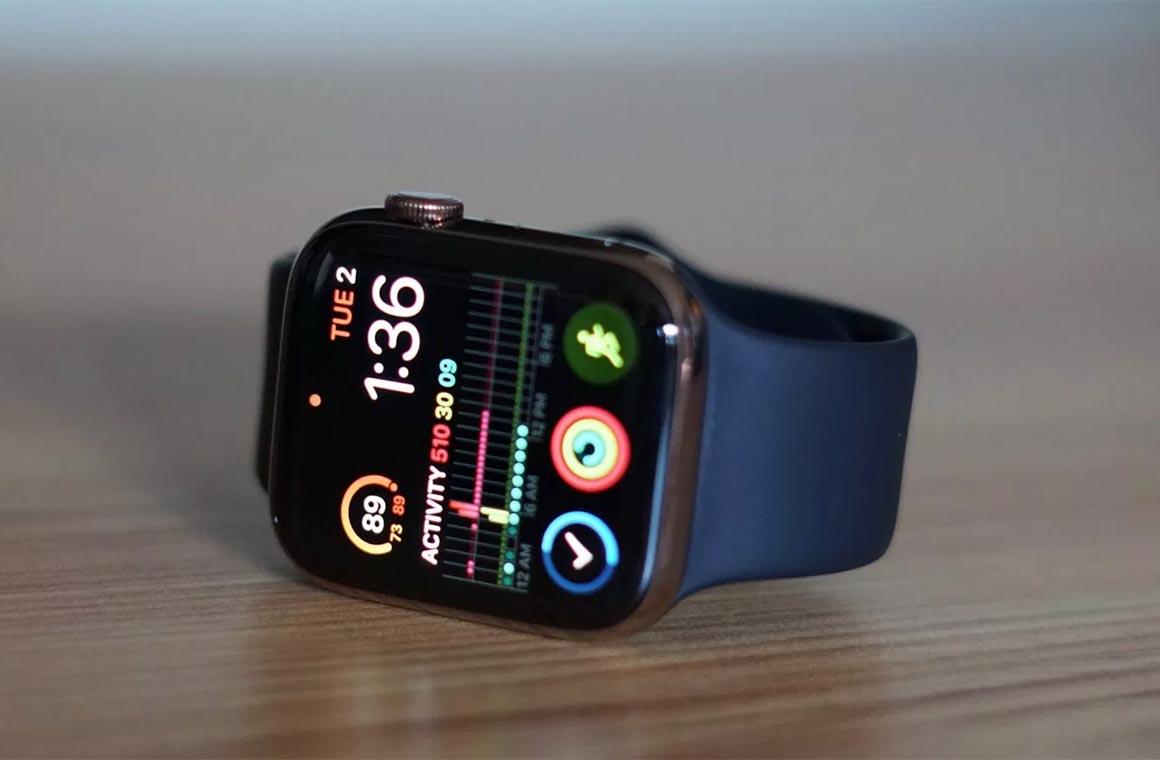 Четвертое поколение Apple Watch