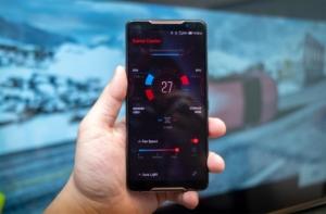 Asus ROG Phone 2 120 GHz Rate