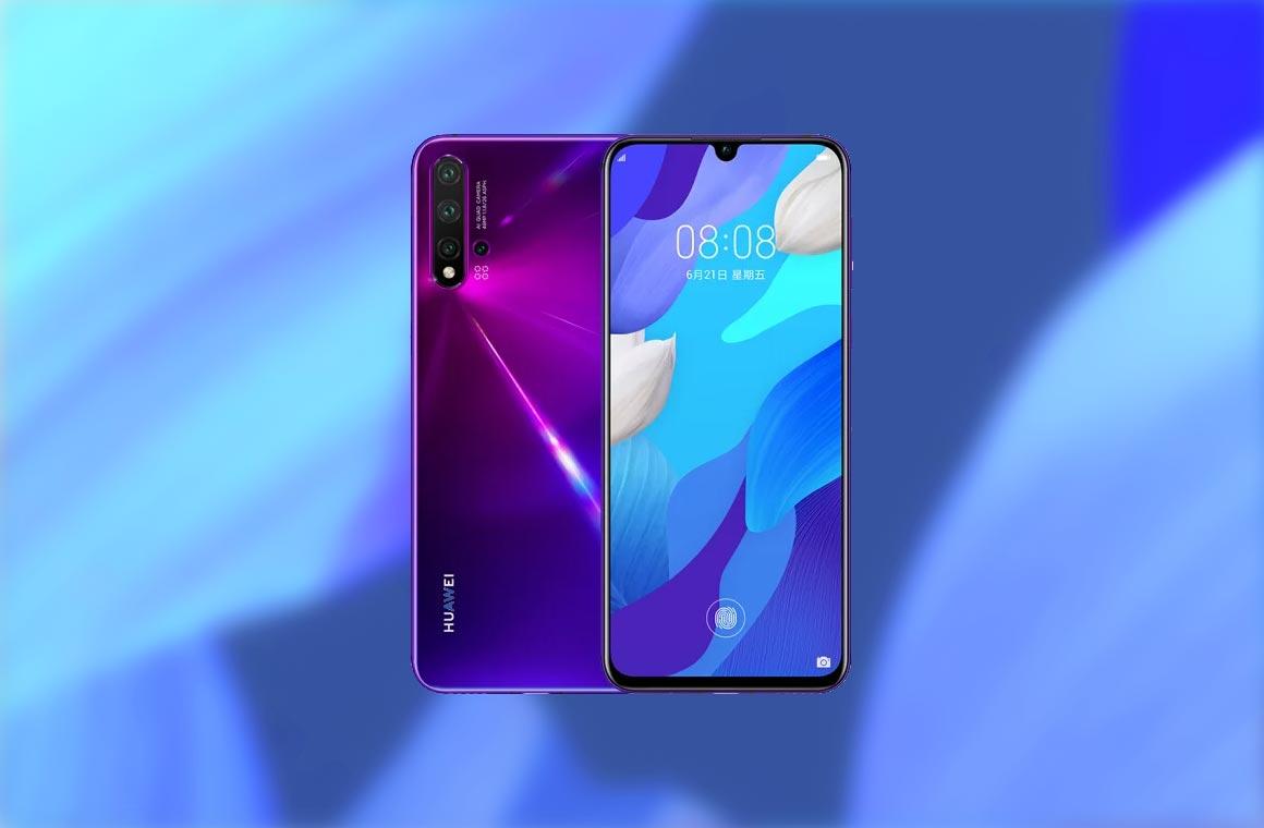 Смартфон Huawei Nova 5 Pro