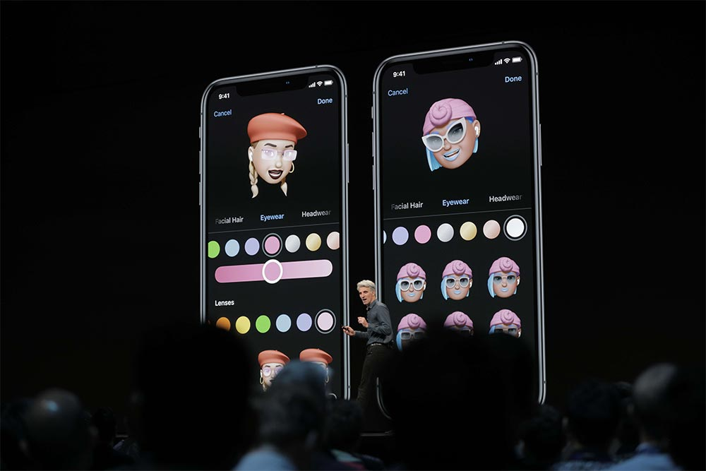 Memoji Stickers в iOS 13