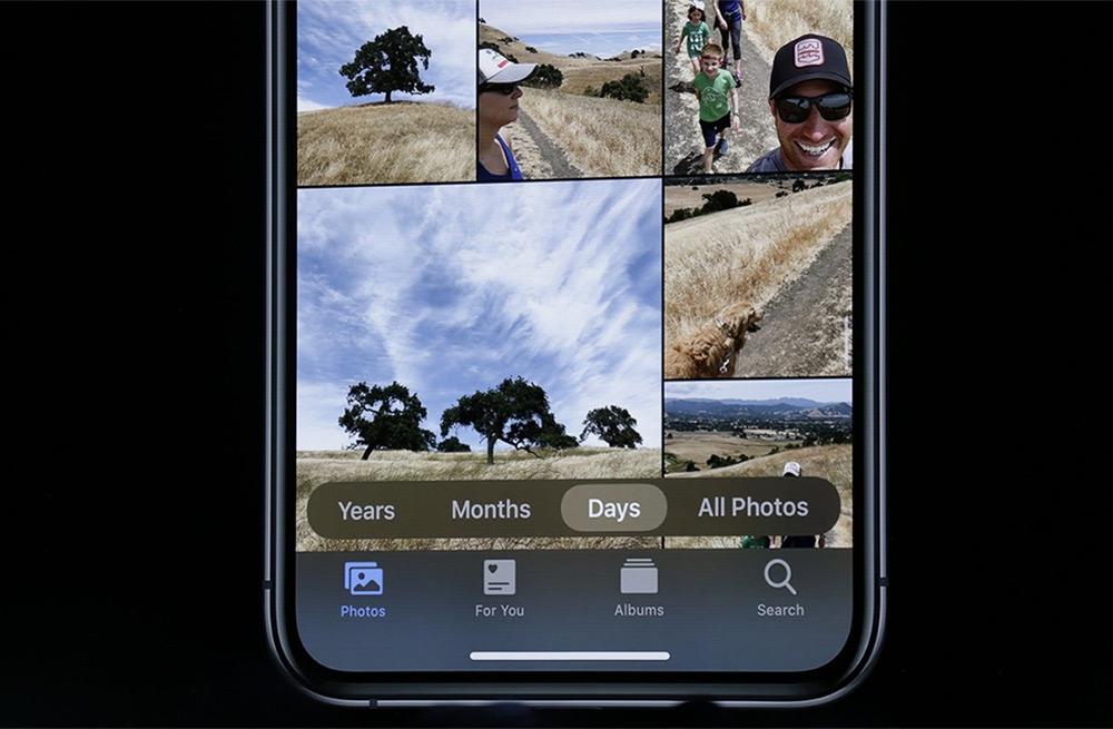 Фото и видео в iOS 13