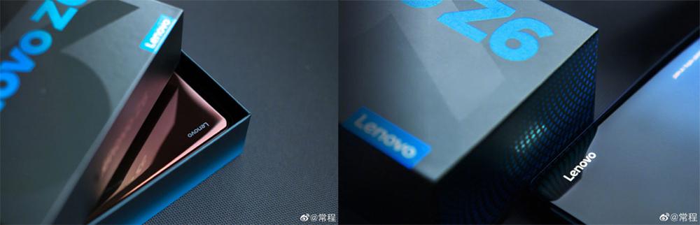 Живые фото Lenovo Z6