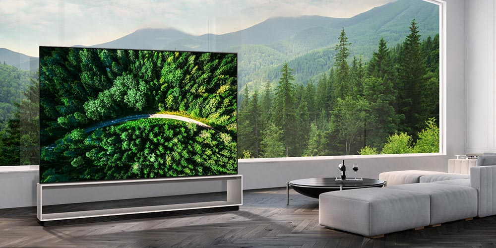 OLED-панель от компании LG