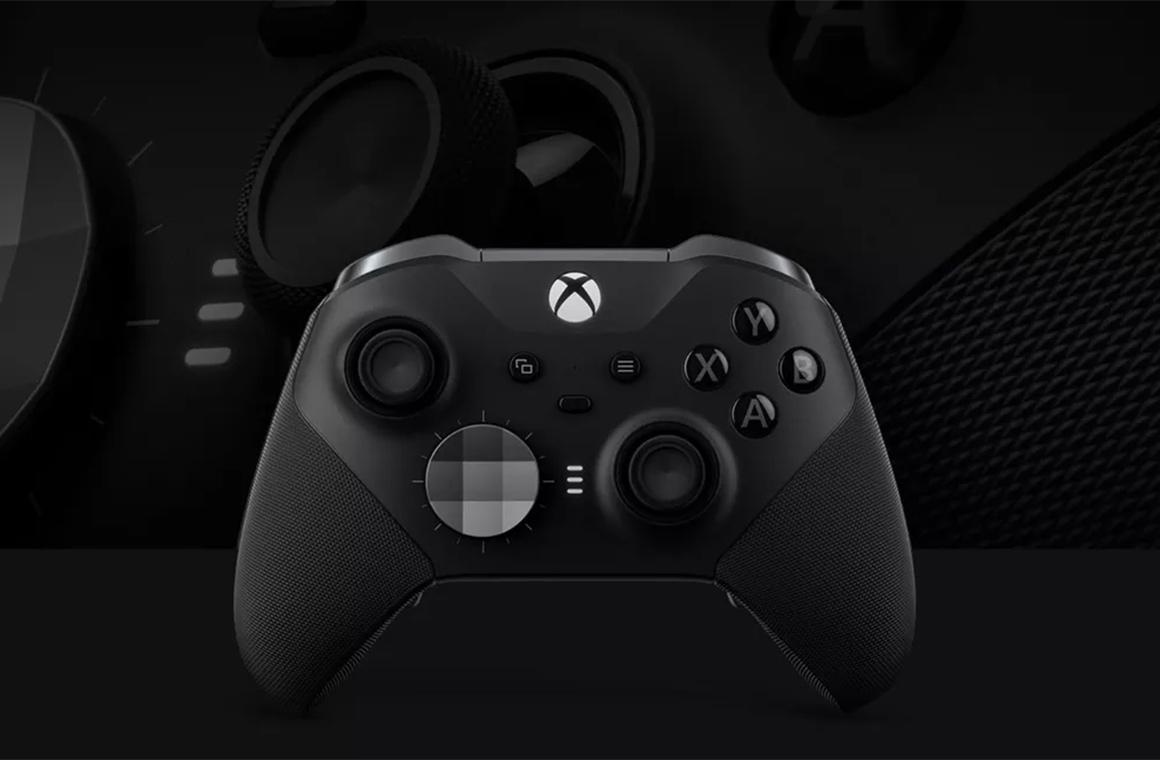 Xbox Elite Series 2 Gamepad