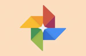 Google Фото логотип