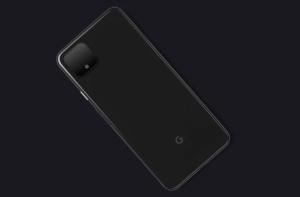 Google Pixel 4 XL рендер