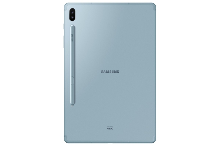 Samsung Galaxy Tab S6 сзади