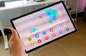 Samsung Galaxy Tab S6 экран