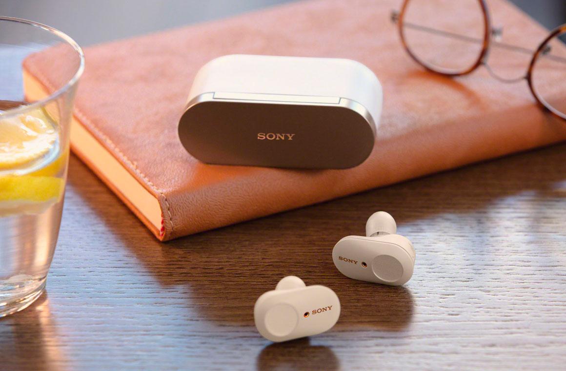 Sony WF-1000XM3 кейс