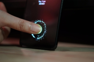 Apple iPhone Fingerprint Sensor
