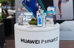 Анонс Huawei P Smart Z