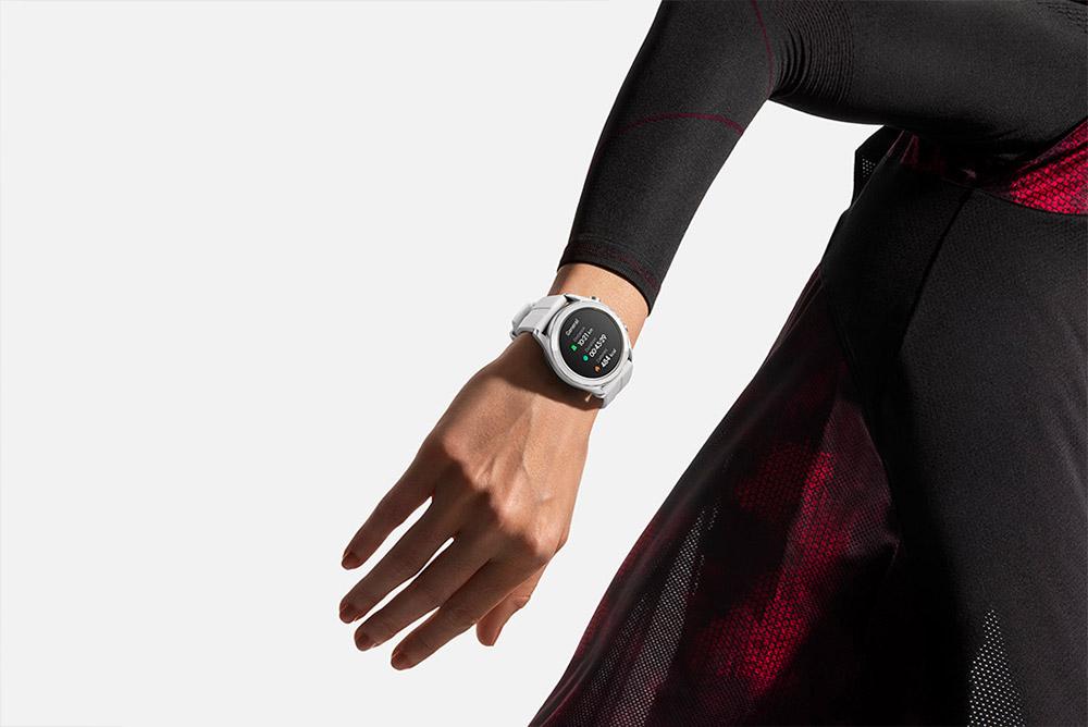 Бег с Huawei Watch GT