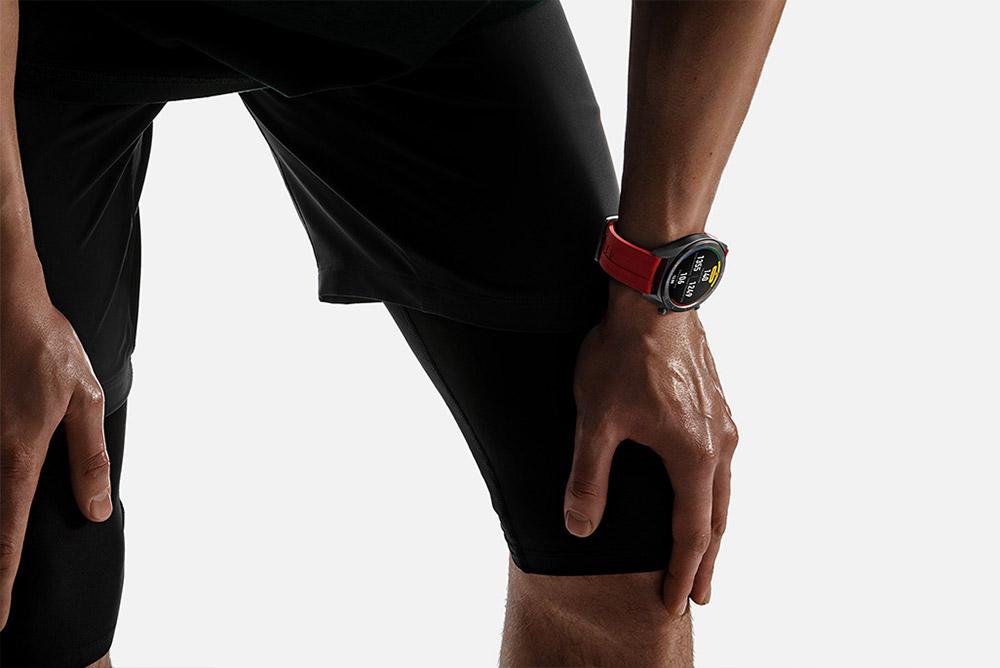 Спорт с Huawei Watch GT