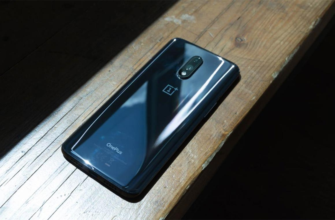 Задняя крышка OnePlus 7
