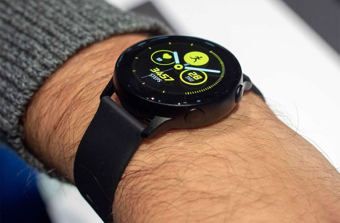 Первое поколение Galaxy Watch