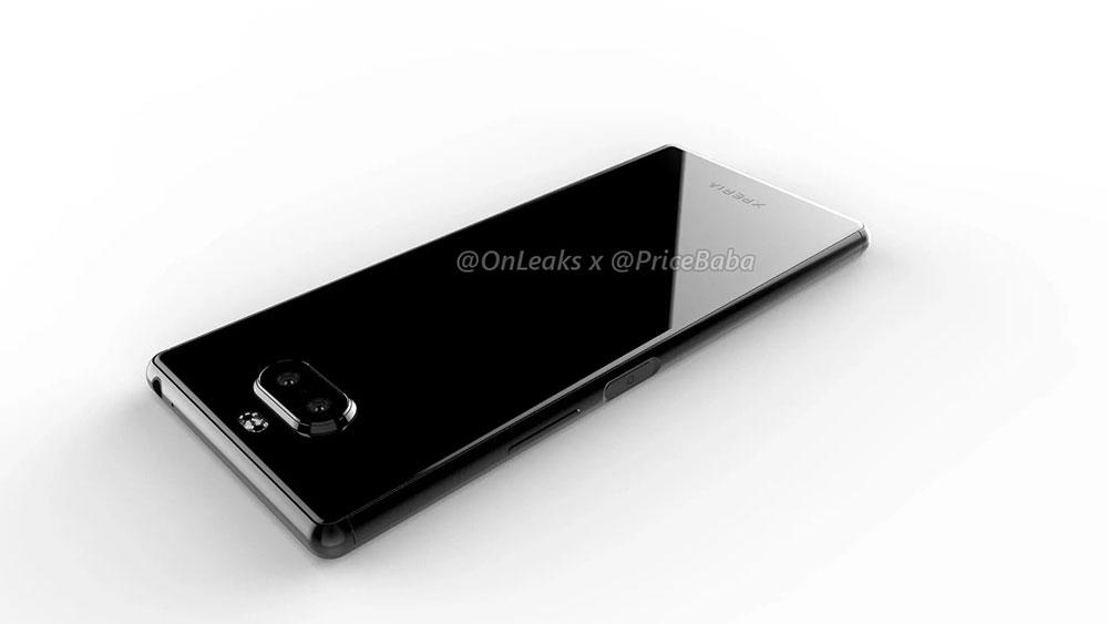 Рендер Sony Xperia 20