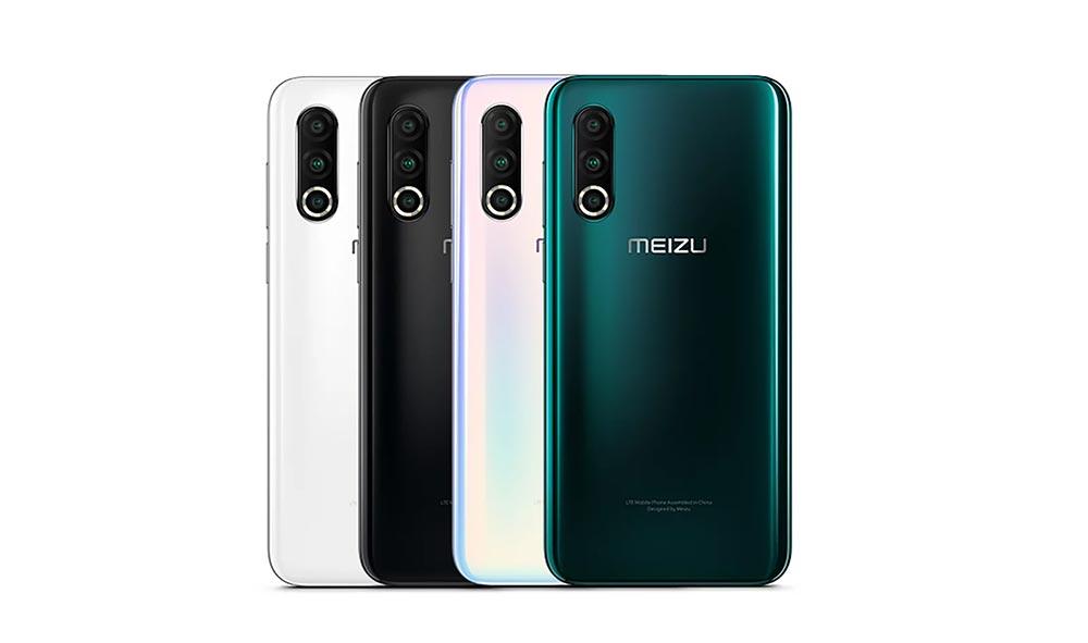 Цетовые решения Meizu 16s Pro