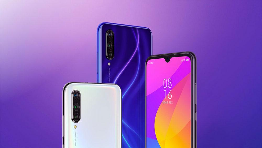 Xiaomi Mi A3 российская цена