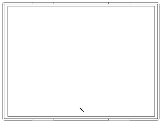Гибкий смартфон Xiaomi Экран