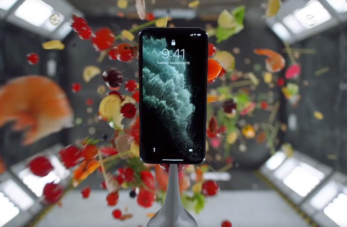iPhone стекло