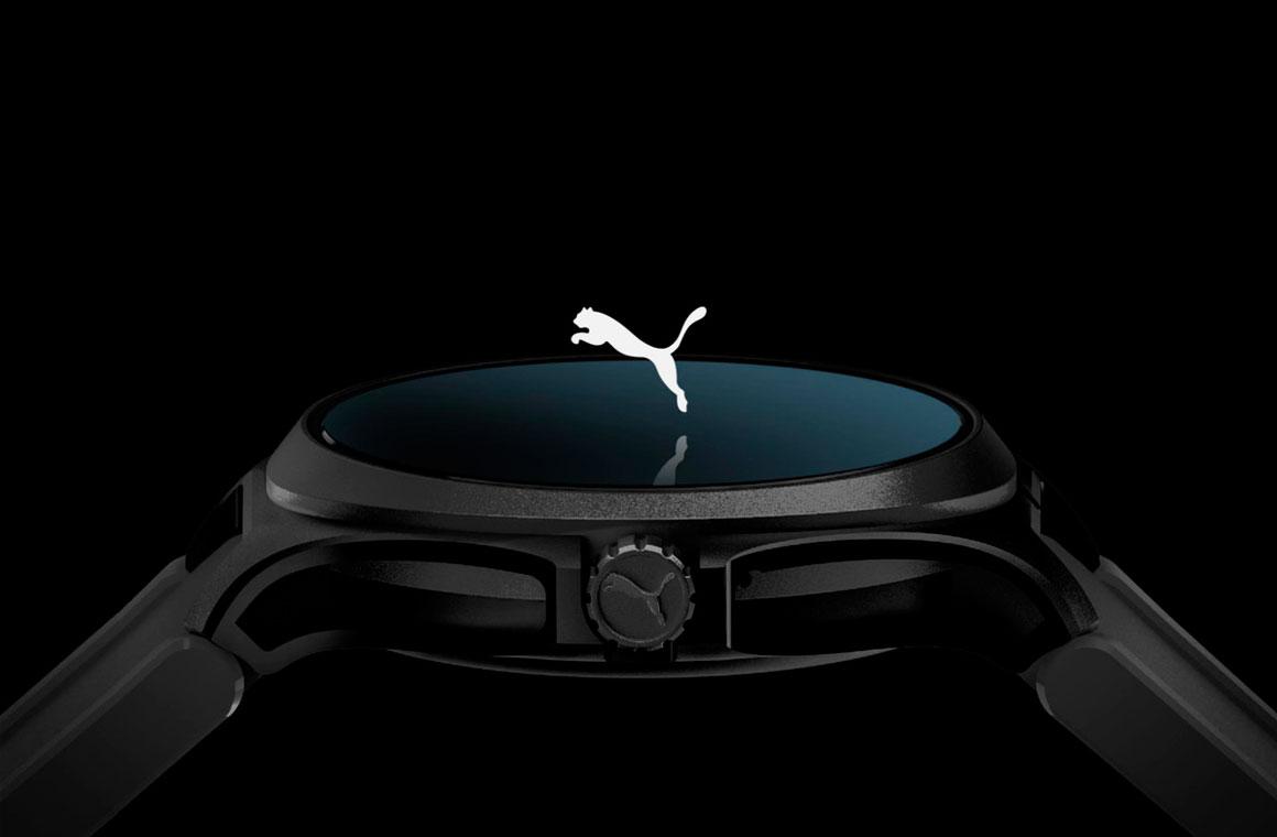 Puma Smartwatch экран