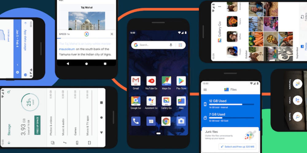 Android 10 Go ОС