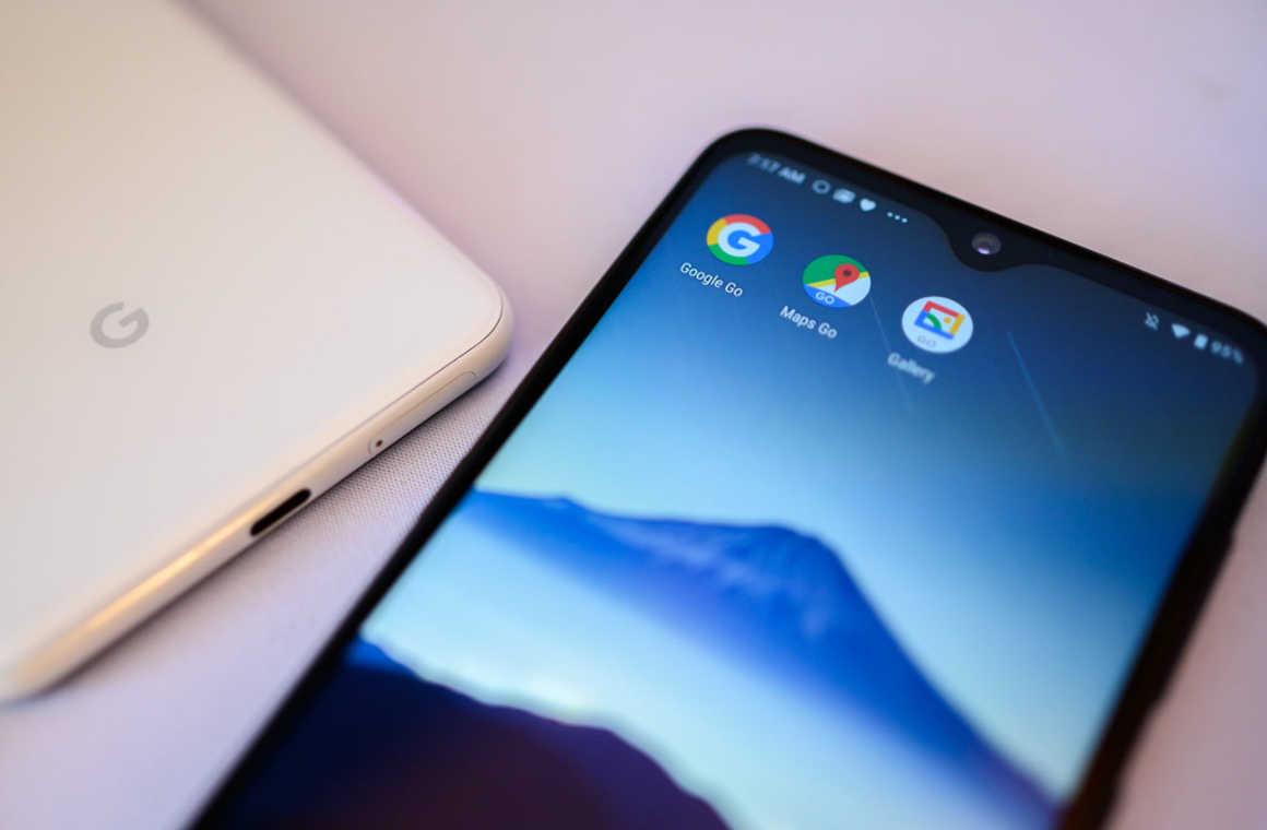 Релиз Android 10 Go