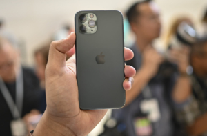 Apple iPhone 11 Pro Back