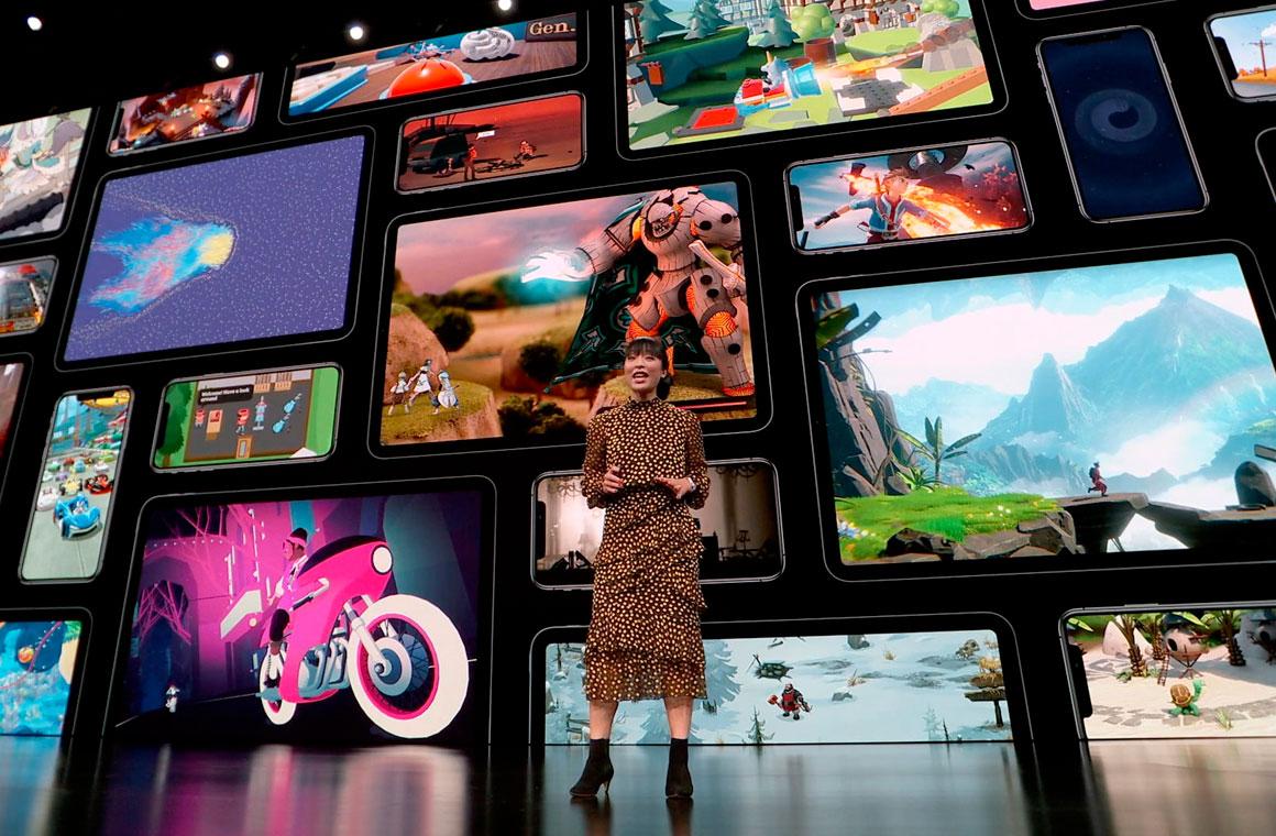 Apple Arcade и Apple TV+