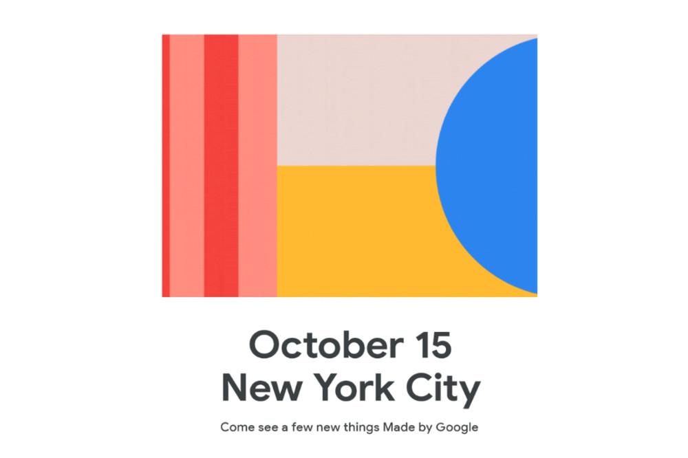 Приглашение на презентацию Google