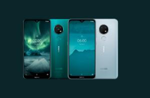 Nokia 6.2 и Nokia 7.2
