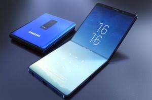 Samsung Foldable Smartphone 2