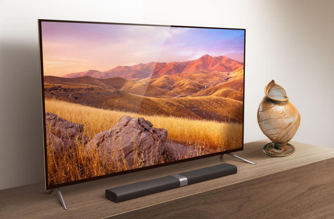 Xiaomi Mi Smart TV 4K