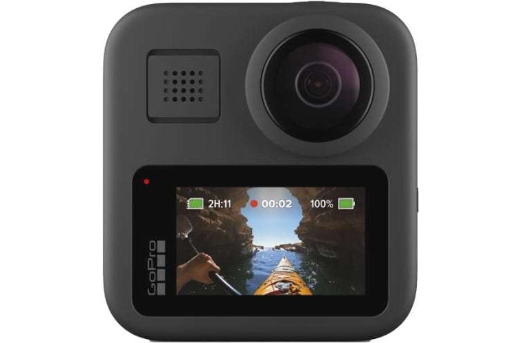 GoPro Max дисплей