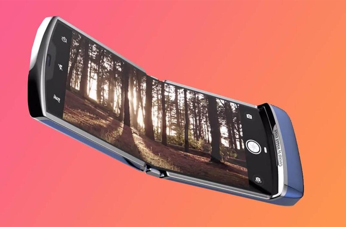Релиз Motorola RAZR 2019