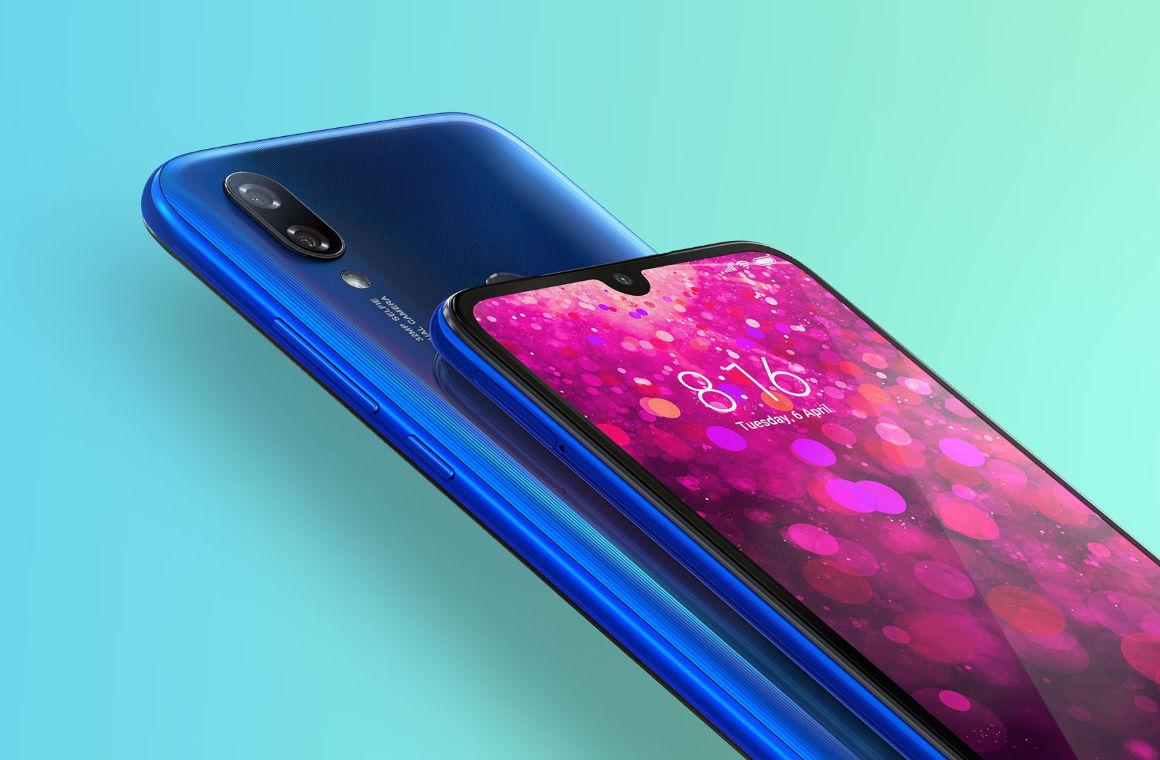 Лицевая панель и камера Xiaomi CC9 Pro