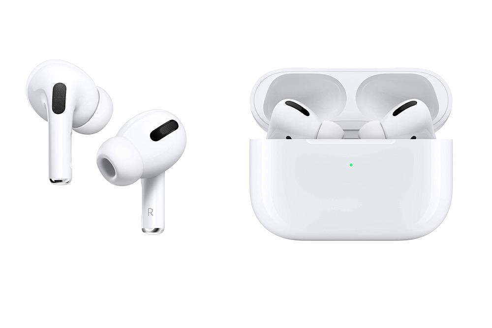 Зарядный кейс Apple AirPods Pro