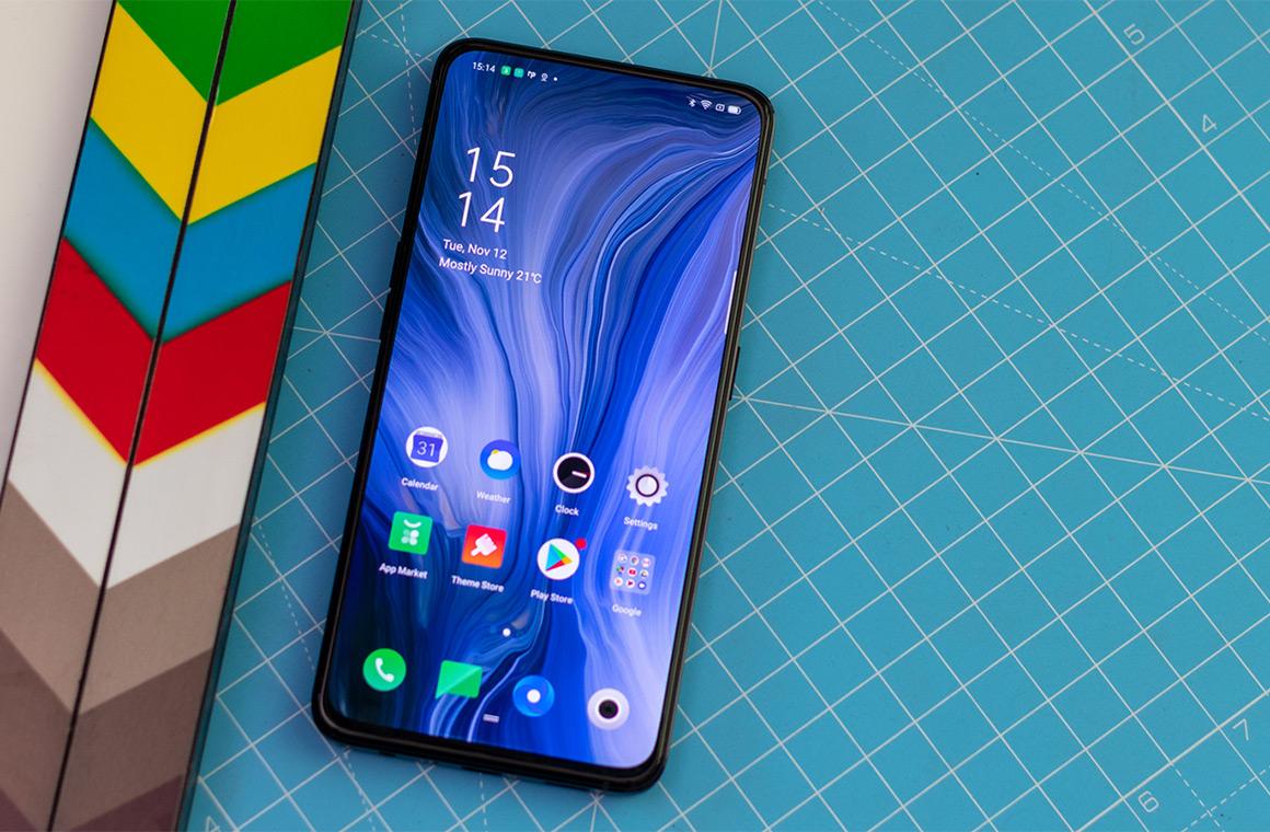 ColorOS для смартфонов Oppo