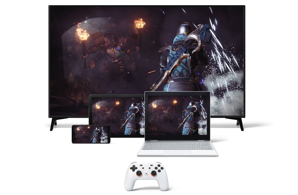 google stadia supported devices