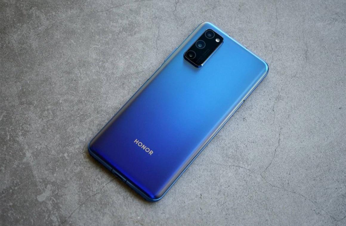 Honor V30 Pro 5G Back