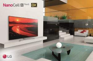 8K телевизор LG NanoCell TV 8K