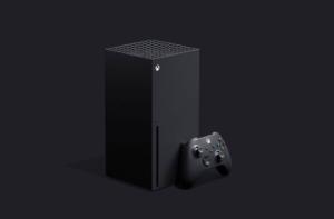 Xbox Series X консоль