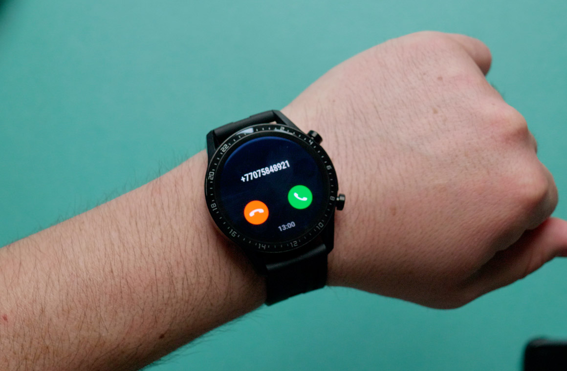 huawei watch gt2 call app