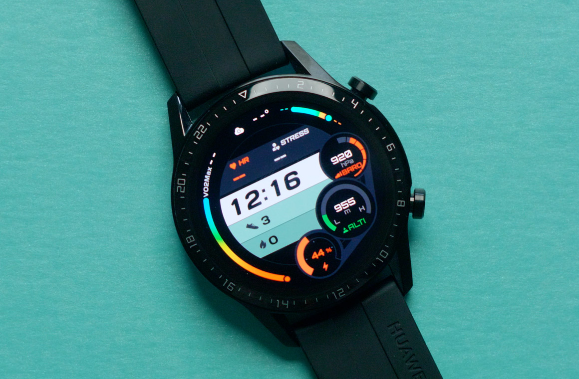huawei watch gt2 display