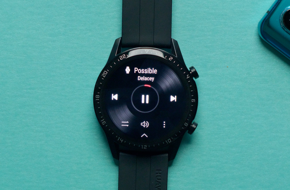 huawei watch gt2 music